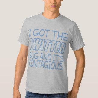 Twitter-Wanze Tshirt