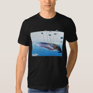 Twitter Whale T-Shirts