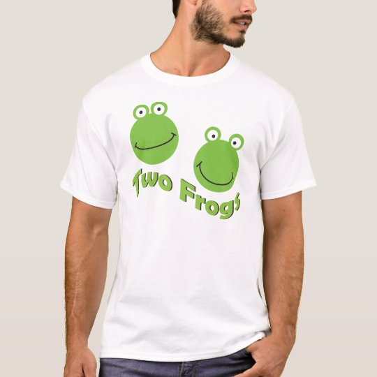 Two Frogs T-Shirt