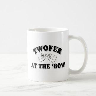 Twofer am 'Bogen Kaffeetasse