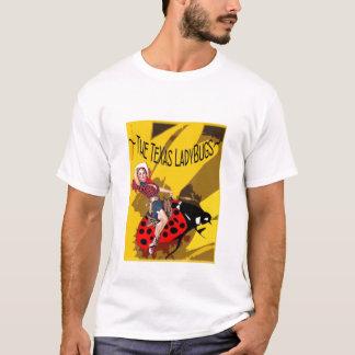 TX Marienkäfer Logo/2010 fördert weiße T T-Shirt