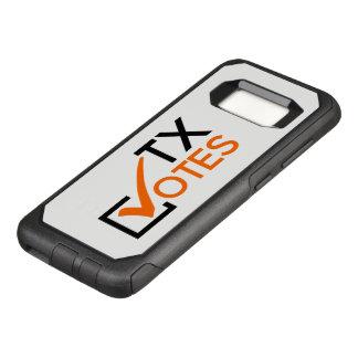 TX wählt Telefon-Kasten der Galaxie-S8 OtterBox Commuter Samsung Galaxy S8 Hülle