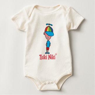 Txiki Niki Baby Strampler