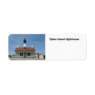 Tybee Insel-Leuchtturm
