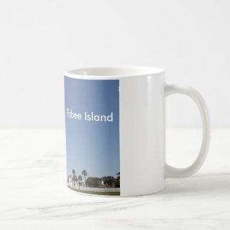 Tybee Insel-Leuchtturm, Savanne GA Kaffeetasse