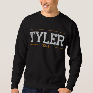 Tyler Texas USA stickte Sweatshirts