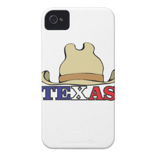 Typ Texas iPhone 4 Hülle