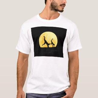 Typen und der Vollmond T-Shirt