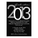 Typografischer Abschluss 2013 (Klicken für 2014) Individuelle Ankündigungskarte