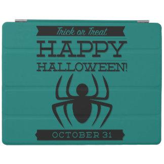 Typografisches Retro Halloween iPad Smart Cover