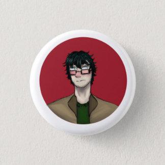 Tyr Charakter-Knopf Runder Button 2,5 Cm
