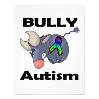 Tyrann-Autismus Ankündigungskarte