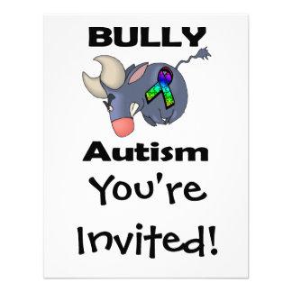 Tyrann-Autismus Personalisierte Einladung