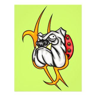 Tyrann-Bulldogge Flyer