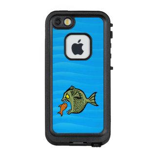 Tyrann-Fische LifeProof FRÄ' iPhone SE/5/5s Hülle