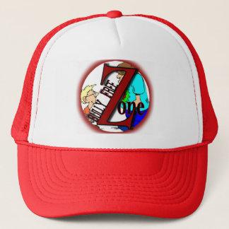 Tyrann-Freihafengebiet-Baseballmütze Truckerkappe