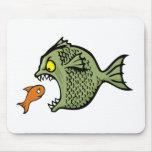 Tyrannfische Mousepad