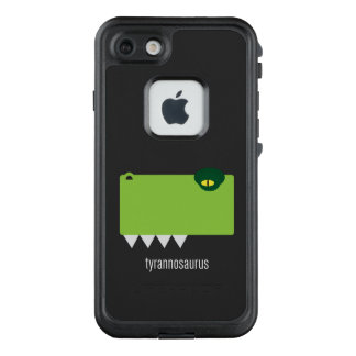 Tyrannosaurus Lifeproof FRE für iPhone 7 LifeProof FRÄ' iPhone 8/7 Hülle