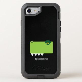 Tyrannosaurus Otterbox Verteidiger für iPhone 7 OtterBox Defender iPhone 8/7 Hülle