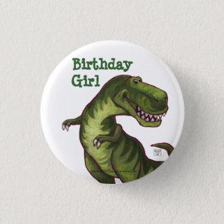 Tyrannosaurus-Party-Mitte Runder Button 3,2 Cm