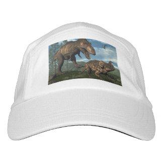 Tyrannosaurus rex angreifender headsweats kappe