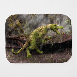 Tyrannosaurus Rex Baby Spucktuch