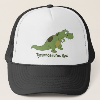 Tyrannosaurus Rex Cartoon Truckerkappe