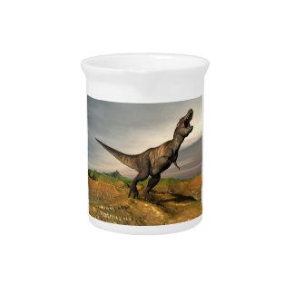 Tyrannosaurus rex Dinosaurier - 3D übertragen Krug
