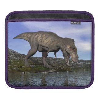 Tyrannosaurus rex Dinosaurier - 3D übertragen Sleeve Für iPads