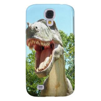 Tyrannosaurus Rex Dinosaurier Galaxy S4 Hülle
