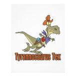 Tyrannosaurus rex tex Cowboydinosaurier Flyers
