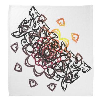 Tytrian Bandana mit Stammes- Entwurf Halstuch