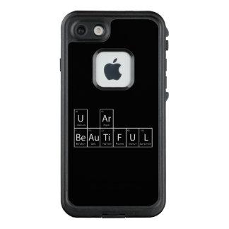 U AR schön - regelmäßig sprechend LifeProof FRÄ' iPhone 8/7 Hülle