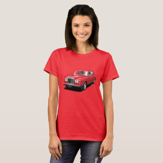 U-Auswahl-D-Farbe, die königlichen Autodamen-T - T-Shirt