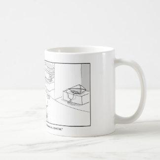 U.F.O. Forschung Kaffeetasse