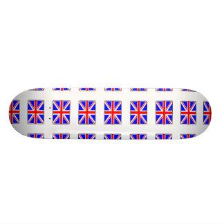 U.K. Flagge Personalisierte Skatedecks