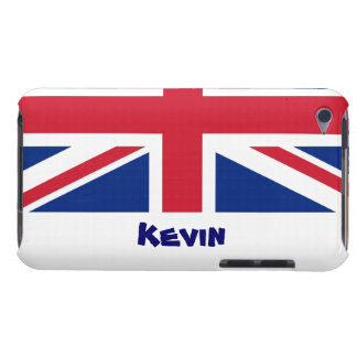 U.K. Kennzeichnen Sie,/personifizieren Sie Namen iPod Touch Case