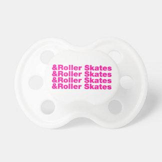 U. Rollen-Skate Schnuller