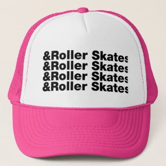 U. Rollen-Skate Truckerkappe