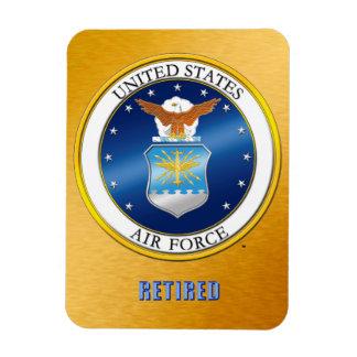 U.S.A.F. pensionierter Magnet