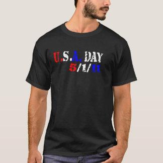 U.S.A. Tag 5.1.11 T-Shirt