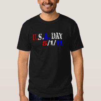 U.S.A. Tag 5.1.11 Tshirts
