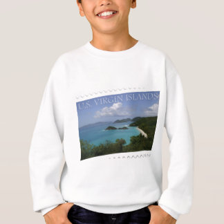 U.S. Die Jungferninseln - Johannes Stamm-Bucht Sweatshirt