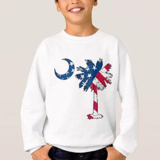 U.S. FlaggePalmetto Sweatshirt