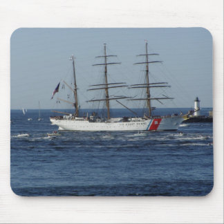 U.S. Küstenwache-Schiff Mousepad