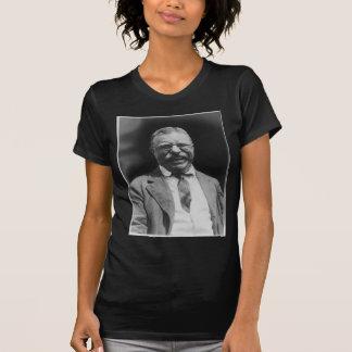 U.S. Lachen Präsidenten-Theodore Teddy Roosevelt T-Shirt