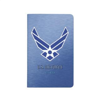 U.S. Luftwaffe pensionierte Taschen-Zeitschrift Taschennotizbuch