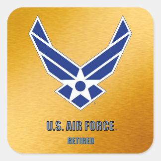 U.S. Luftwaffe pensionierter Aufkleber