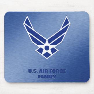U.S. Luftwaffen-Familie Mousepad