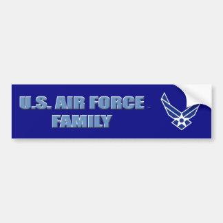 U.S. Luftwaffen-Familien-Autoaufkleber Autoaufkleber